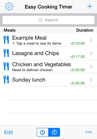 Easy Cooking Timer screenshot 3