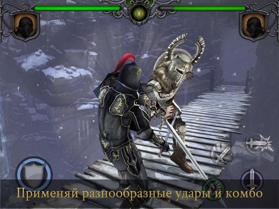 Knights Fight: Medieval Arena для iPad