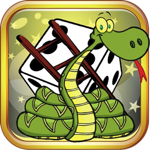 Snake and Ladder - Snake Game by Chim Phumphuk