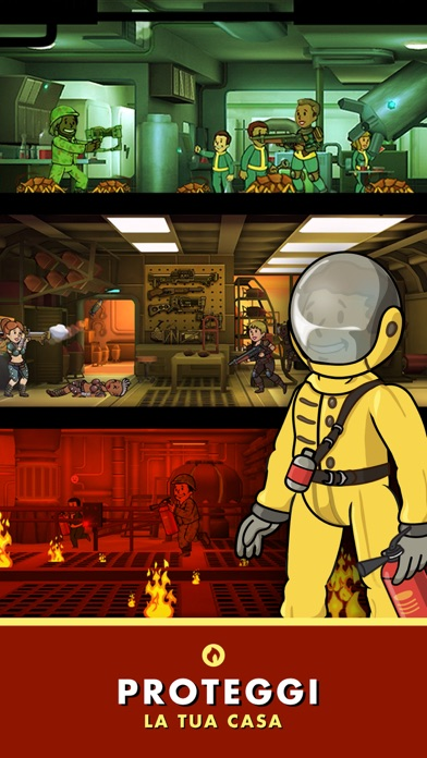 Screenshot of Fallout Shelter4