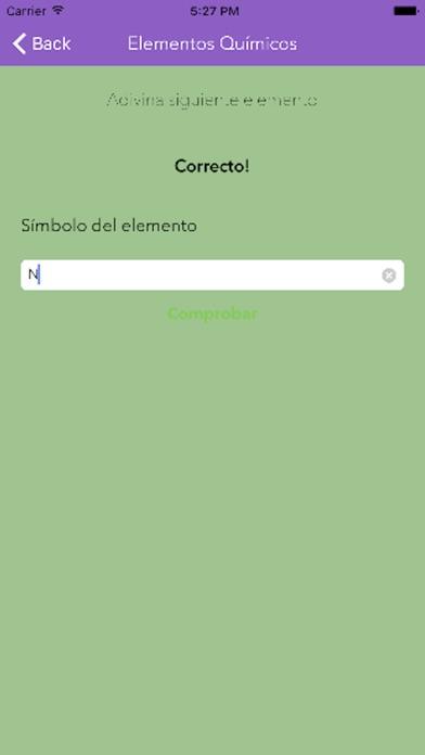 Formulación y Nomenclatura Inorgánica iPhone