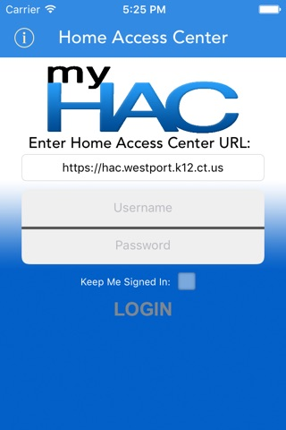 myHAC - Home Access Center screenshot 3