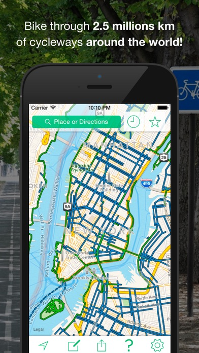 download CycleMap apps 3