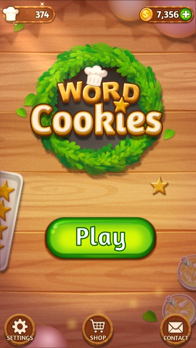 Word Cookies!™ iPhone