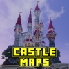 Castle Maps for MINECRAFT PE (Pocket Edition) MCPE