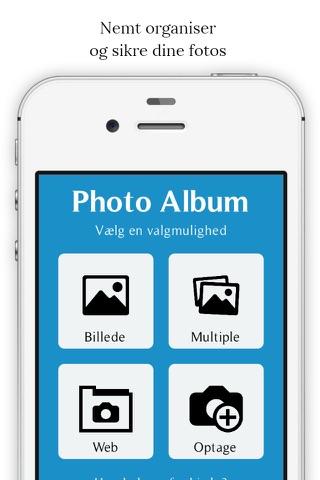 Photo Album Plus screenshot 2