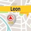 Leon 離線地圖導航和指南