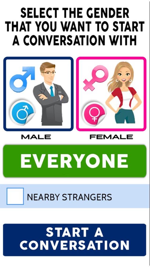 Chatta med främlingar omegle