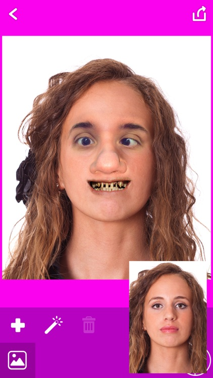 Ugly Face Changer! - Super Funny Photo Montage Maker with Crazy