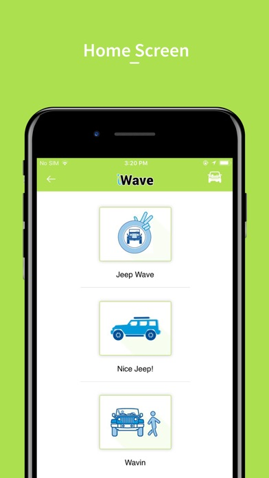 iwavetheapp screenshot 2