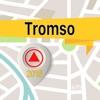 特罗姆瑟 離線地圖導航和指南