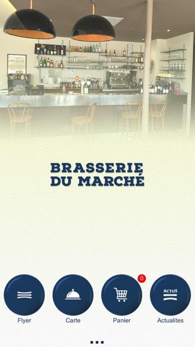 La Brasserie du Marché NancyCapture d'écran de 1