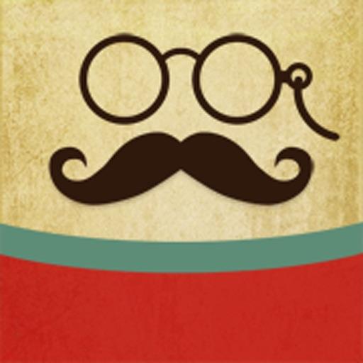 美髯公:Mustache Bash【一秒钟变大叔】