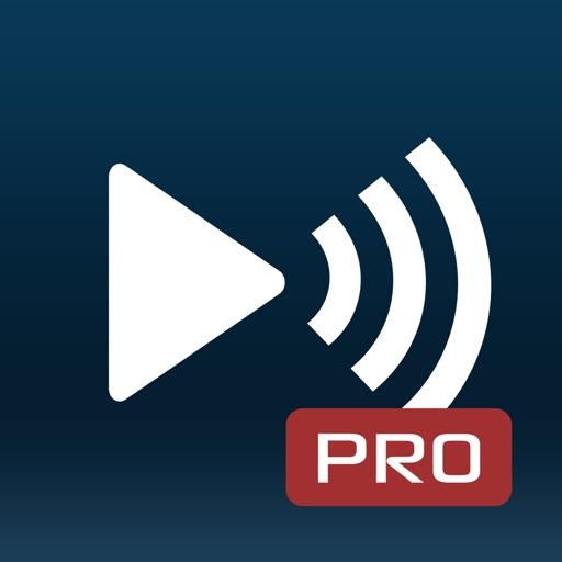 增强型视频播放器:MCPlayer HD Pro UPnP video player for iPad: watch favourite movies without copying.