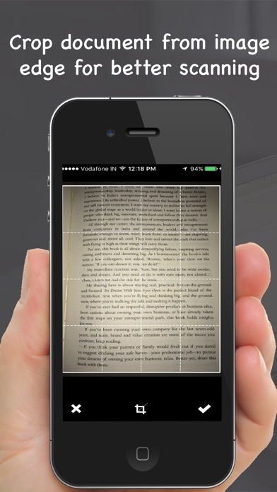 Fast Scanner - PDF Scanner Doc Screenshot on iOS