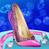 Fashion Designer Shoe Maker: Design and Make High Heels for Top Model Makeover