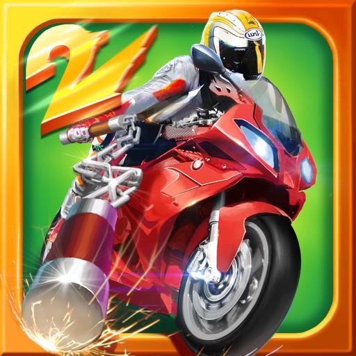 全民暴力摩托3D:2016单机游戏大全免费赛车