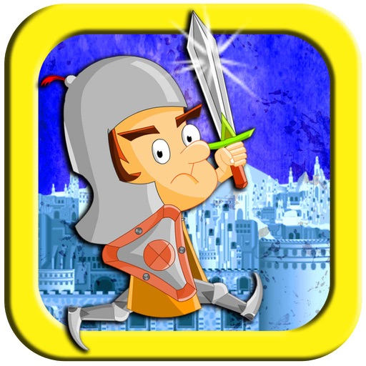 Chaos Castle Run - Kingdom Running Game for Any Age iOS App