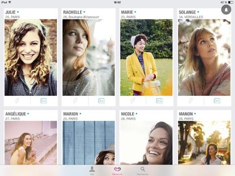 Meetic: Dating & Evènements screenshot 2
