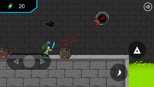 Turtle Warrior: Shadow Ninja Screenshot