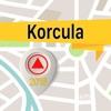 Korcula 離線地圖導航和指南