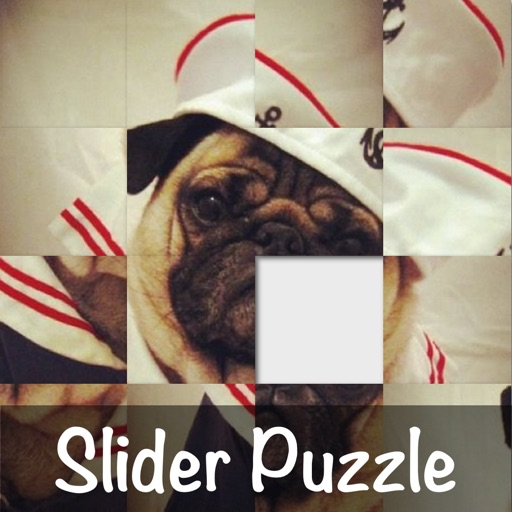 Slider Puzzle -Jigsaw puzzle game you will love iOS App