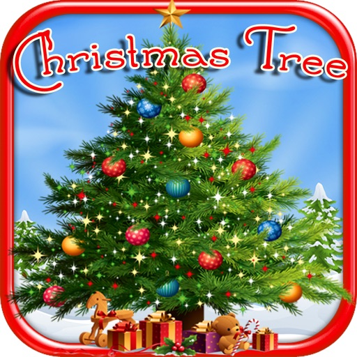 Christmas Tree Decorator - Kids Xmas & Santa Games iOS App