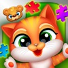 123 Kids Fun Educational PUZZLE Games for Toddlers
