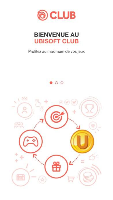 Ubisoft ClubCapture d'écran de 1