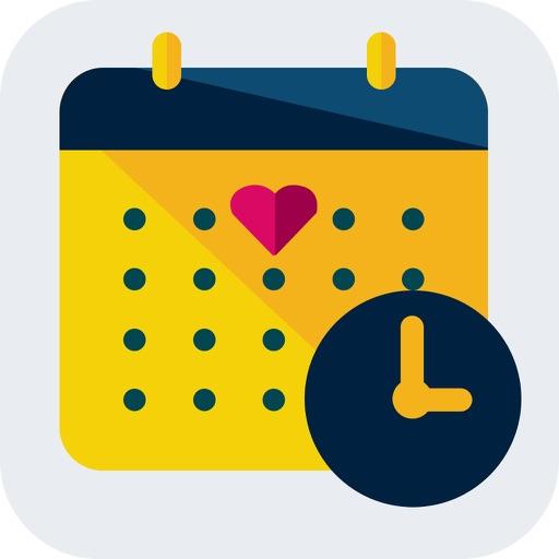 Todayカレンダー・かんたん人気のスケジュール帳アプリ