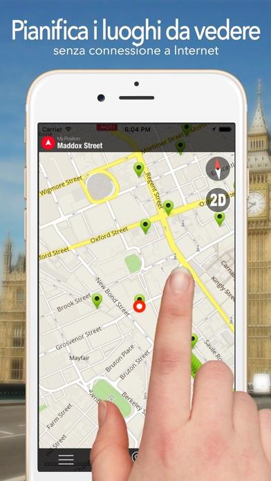 Screenshot of Sorrento Offline Mappa Navigatore e Guida2
