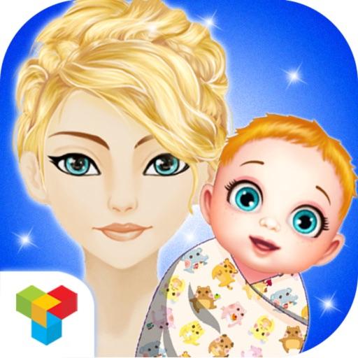Beauty Mommy's Tiny Baby iOS App