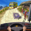 OZITECH - GAMES - City High School Bus Driving 2  artwork