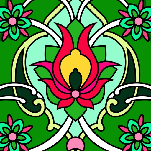 HappyColors - Coloring Book iOS App