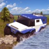 Off-Road Centipede Truck Driving Simulator 3D Game