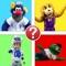 Guess the Pro Sports Team Mascot Trivia - NFL MLB NBA NHL Edition Picture Quiz