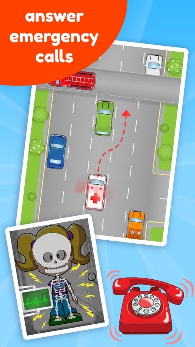 download Doctor Kids - Juego de hospitales para niños apps 4