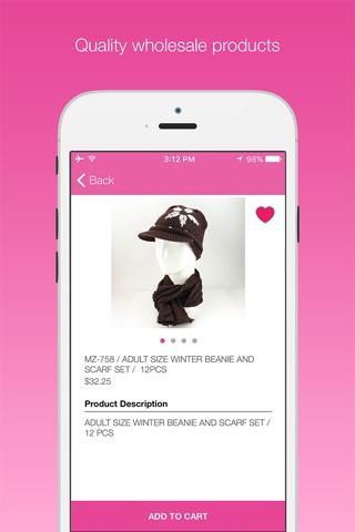 Wholesale Fashion Inc screenshot 2