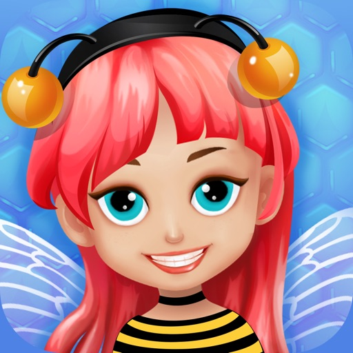 Princess Beekeepers - Care & Dress for Bees iOS App