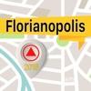 弗洛里亚诺波利斯 離線地圖導航和指南
