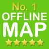 Gran Canaria No.1 Offline Karte