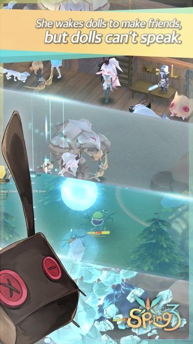 WitchSpring3 Screenshots