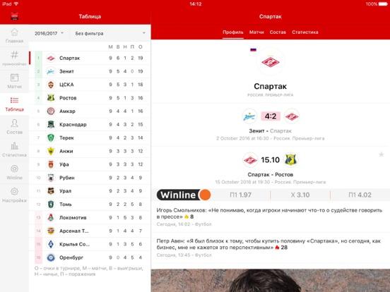 Спартак+ Sports.ru