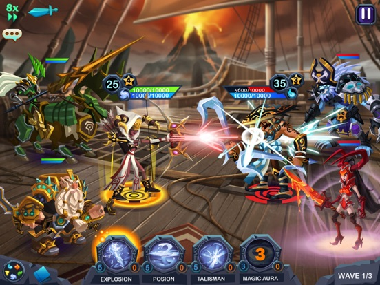 Игра Age of Heroes: Conquest