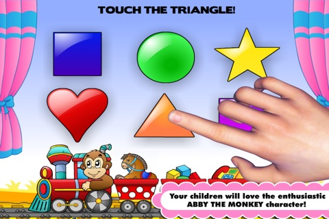 Baby games for 2 -4 year olds· screenshot 4