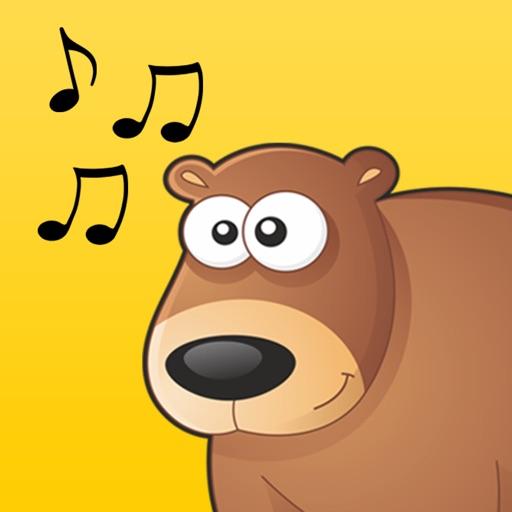 动物的声音 - 教育游戏为学龄前儿童儿童和学龄前儿童