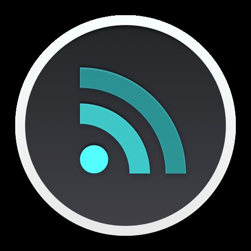 RSS News Reader Mac OS X