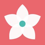 Pink Pad Period & Fertility Tracker Pro icon