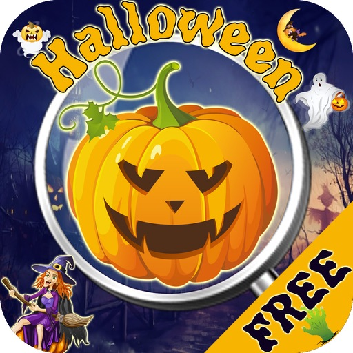 Free Halloween Hidden Objects iOS App