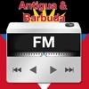 Antigua And Barbuda Radio - Free Live Antigua And Barbuda Radio Stations antigua barbuda map